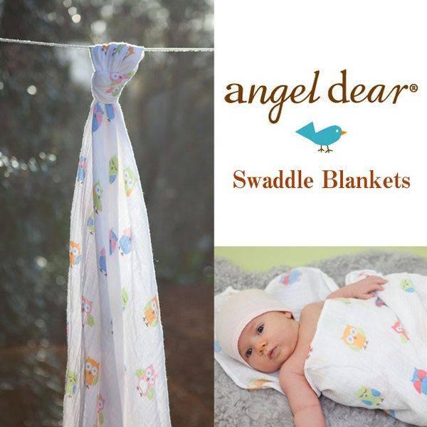 Angel Dear Angel Dear Bamboo Swaddle