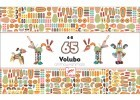 Djeco Djeco Volubo Animals 65pcs