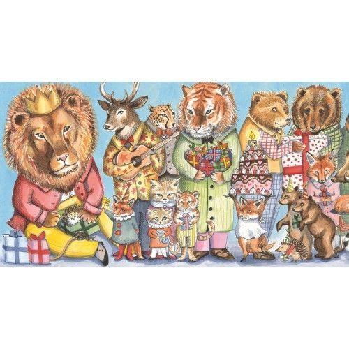 Djeco Djeco King's Party 100 pcs Puzzle