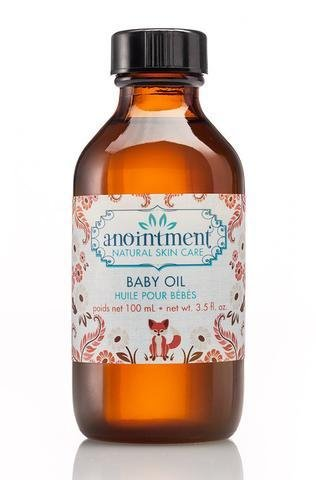 Anointment Anointment Baby Oil 100ml