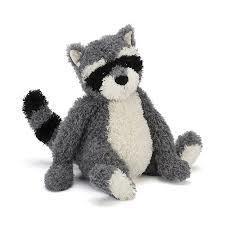 Jellycat Jellycat Rafferty Raccoon