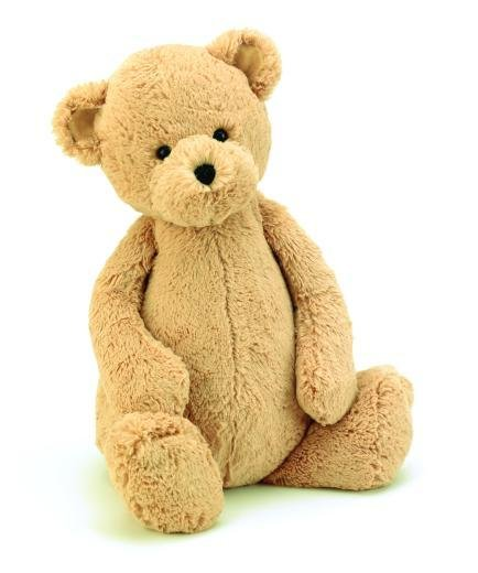 Jellycat Jellycat Bashful Honey Bear Medium
