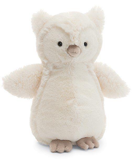 Jellycat Jellycat Bashful Owl Medium