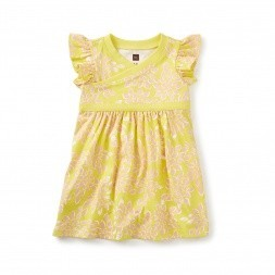 Tea Tea Sadie Wrap Neck Baby Dress