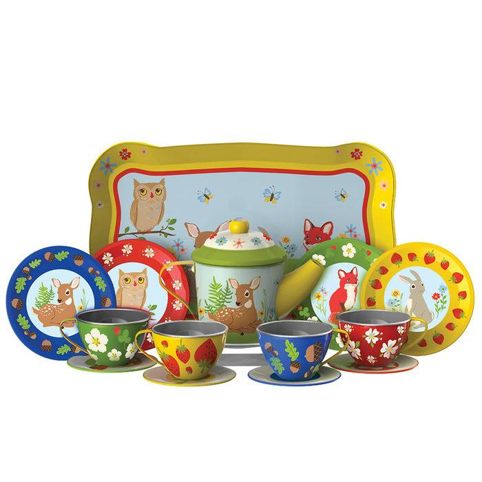 Schylling Schylling Tea Set