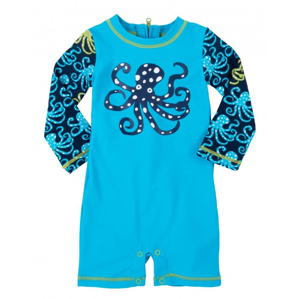 Hatley Hatley Octopus Rash Guard