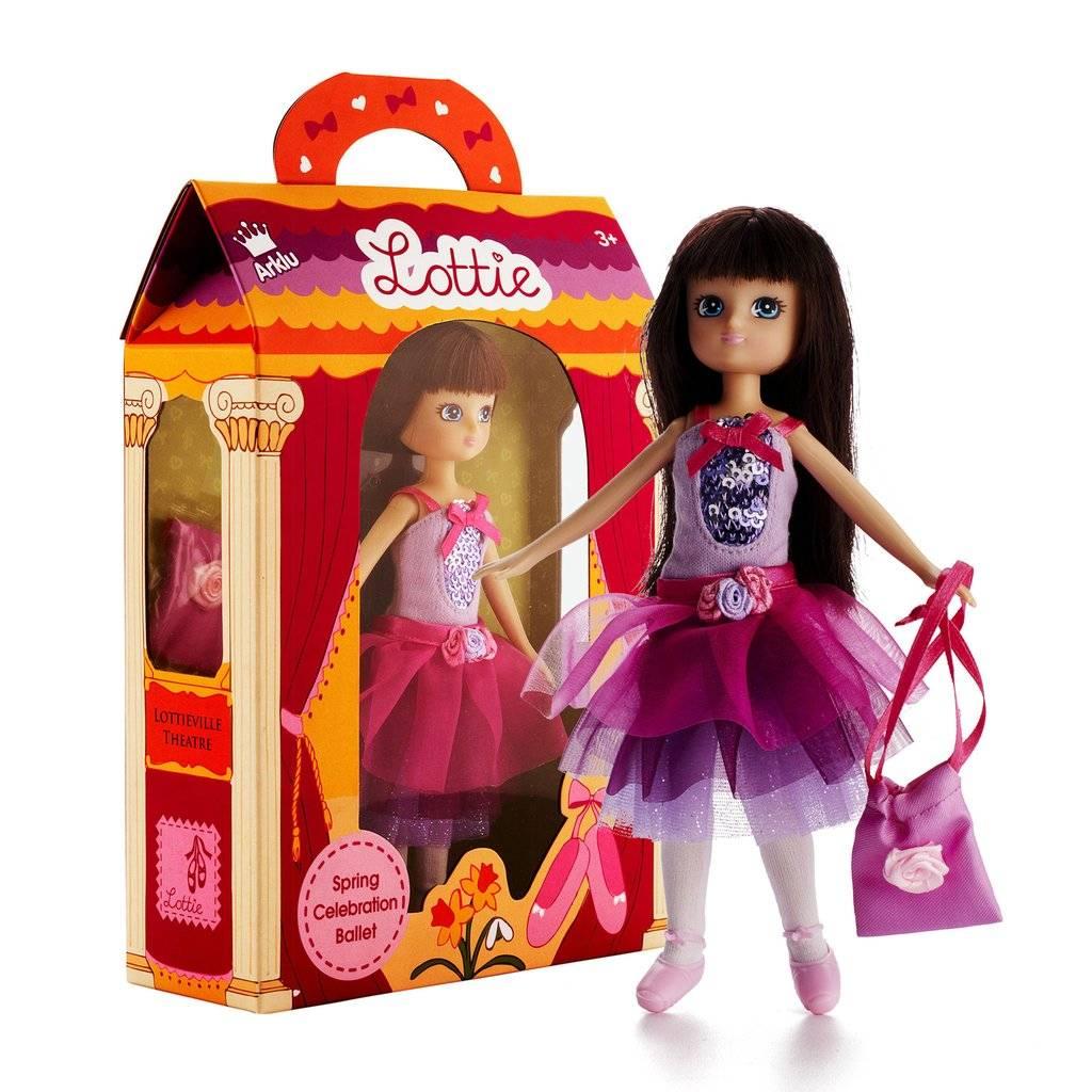 Schylling Lottie Dolls