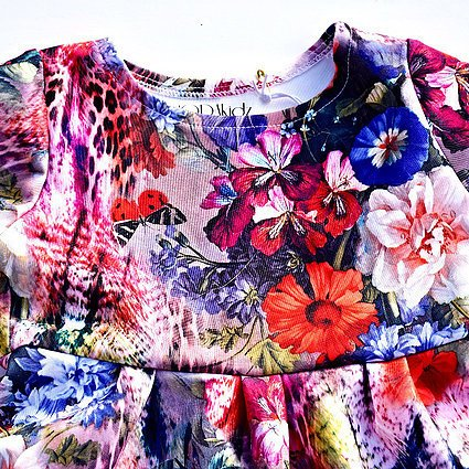 Modakidz Flower Princess Dress
