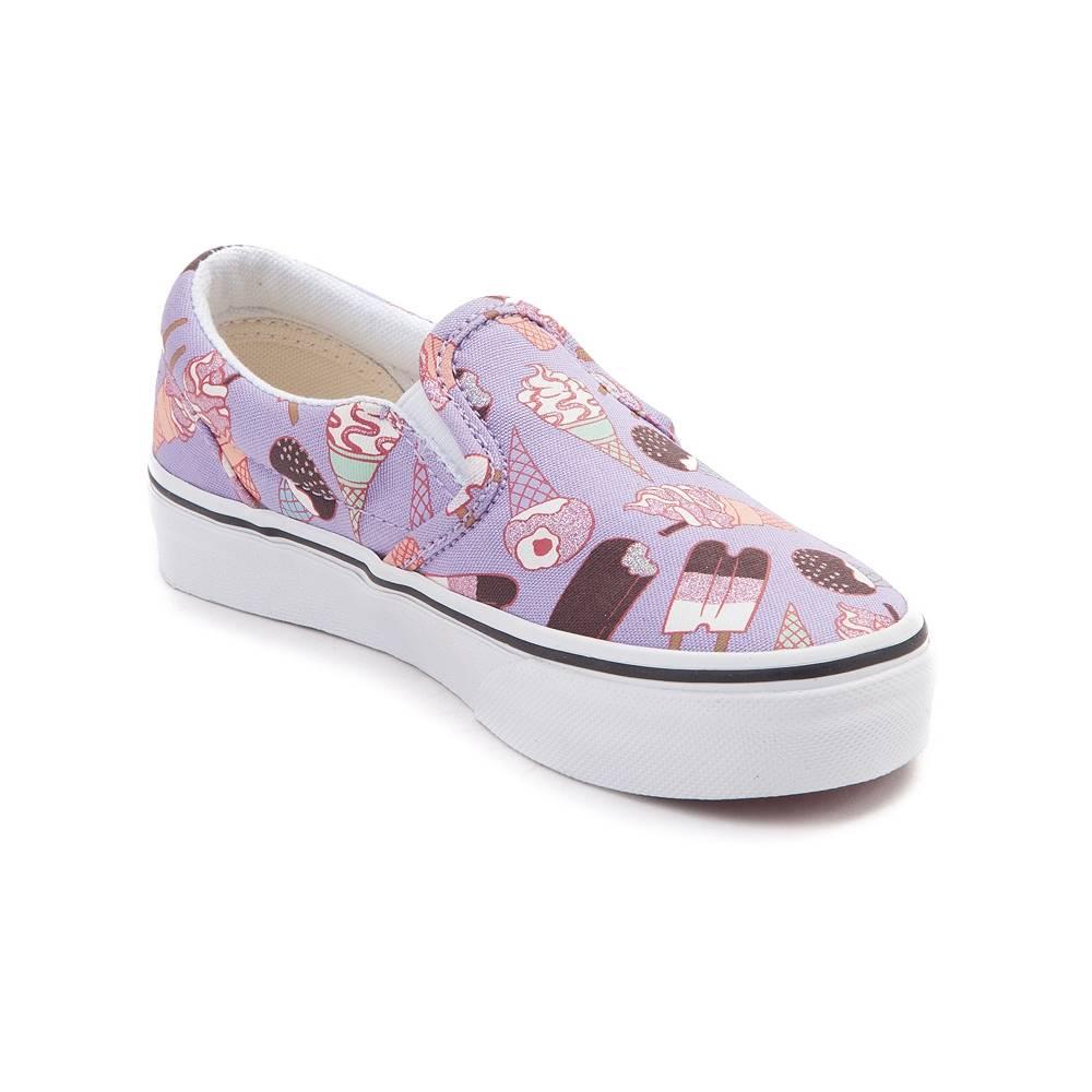 Vans Vans C Slip-on Glitter Ice Cream Lavndr