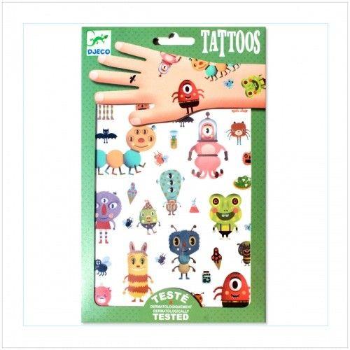 Djeco Djeco Tattoos