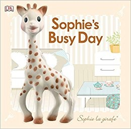 Vulli Sophie's Busy Day Book
