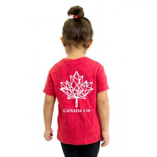 Portage and Main Portage & Main Canada 150 Tee