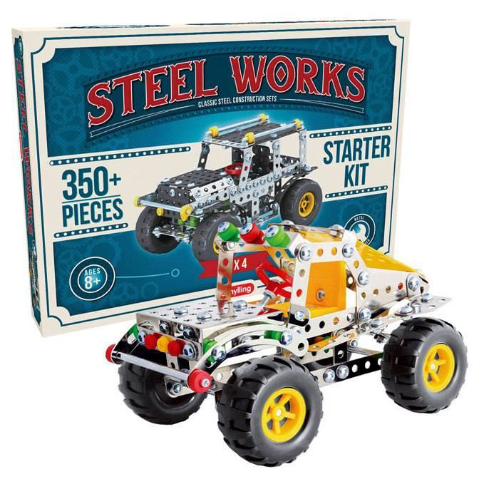 Schylling Schylling Steel Works Set