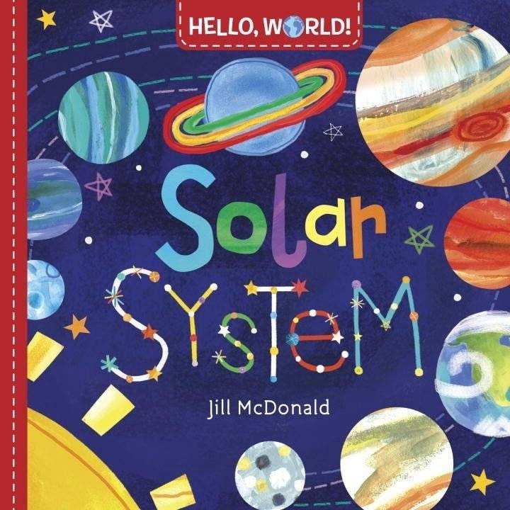 Hello World - Solar System