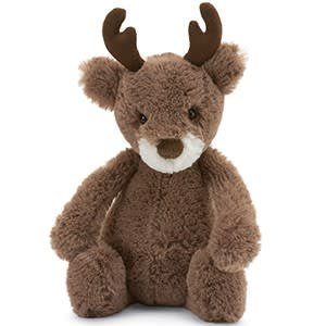 Jellycat Jellycat Small Bashful Reindeer