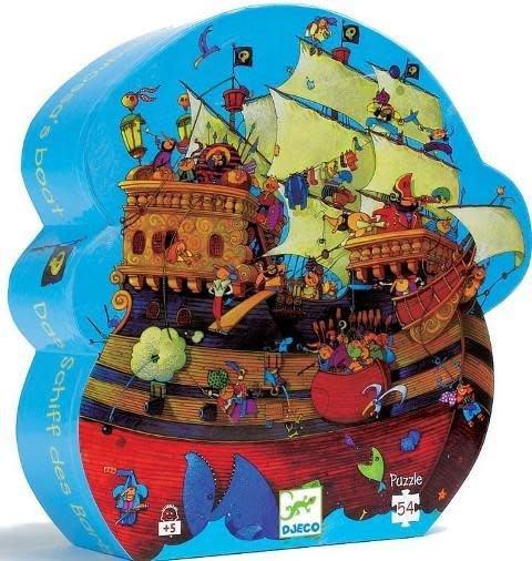 Djeco Djeco Silhouette Puzzle