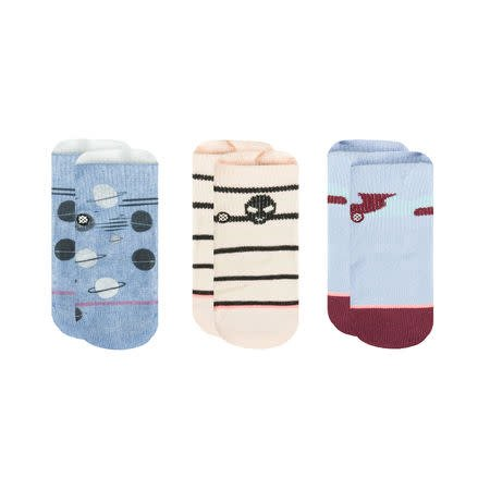 Stance Stance Baby Socks 6-12m - Fairytail