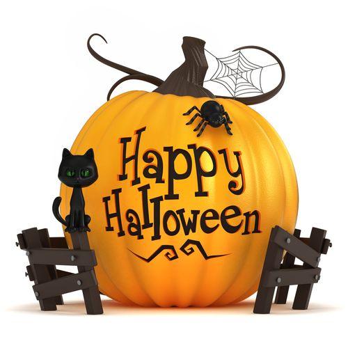 Happy Hallowe'en (October 2017)