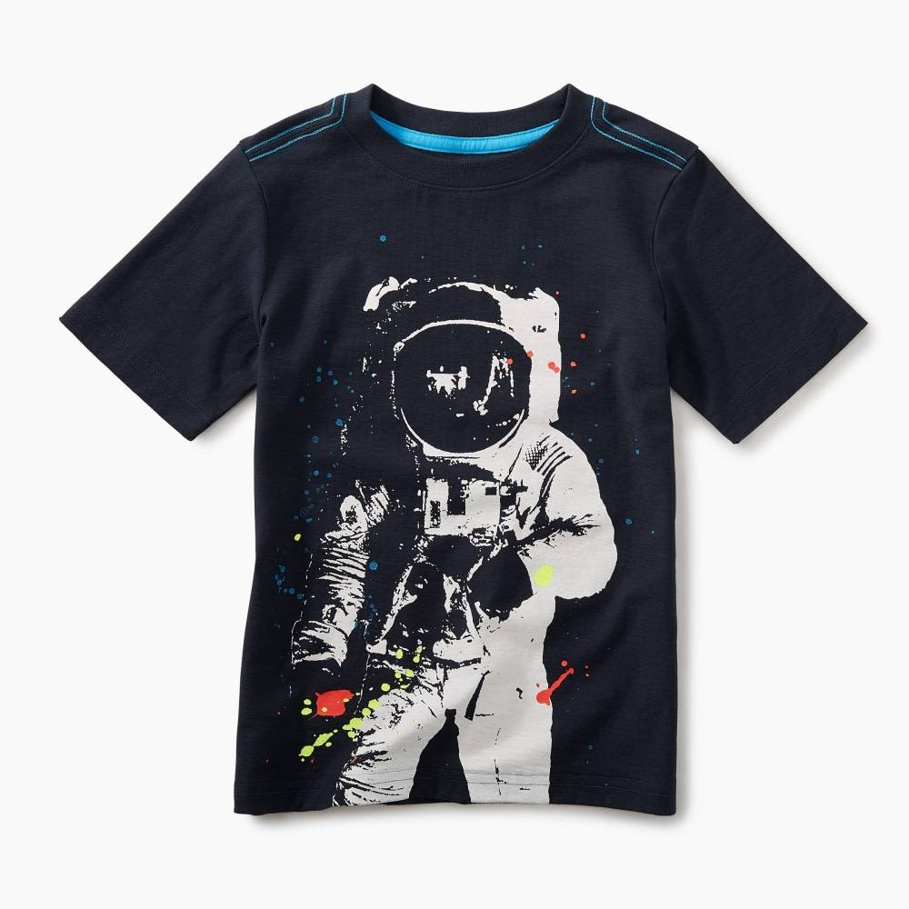 Tea Tea Graphic Tee Boys SS
