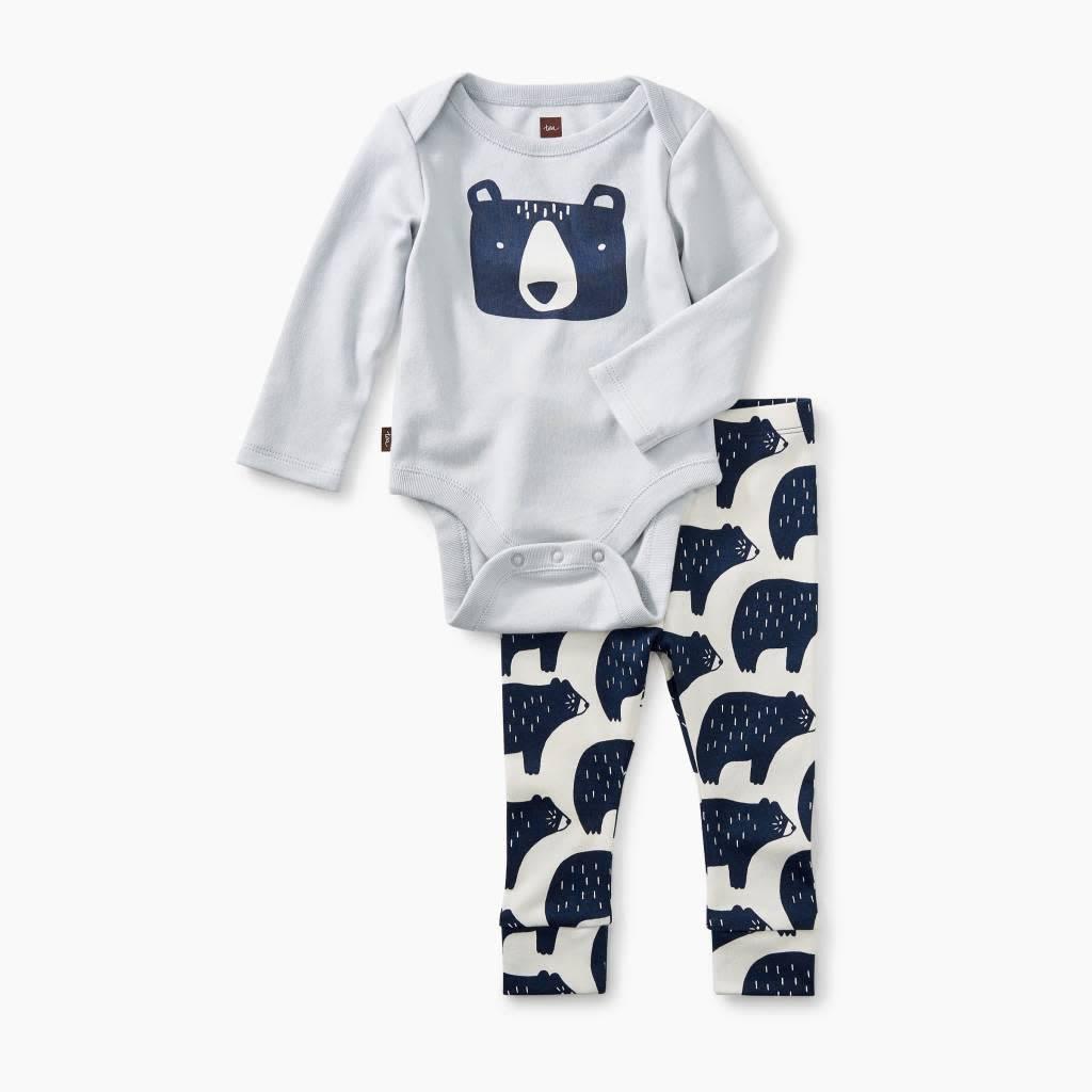 Tea Tea 2-Piece Bodysuit Baby Outfit