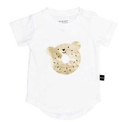 Hux Baby Hux Baby Donut Bear Tshirt