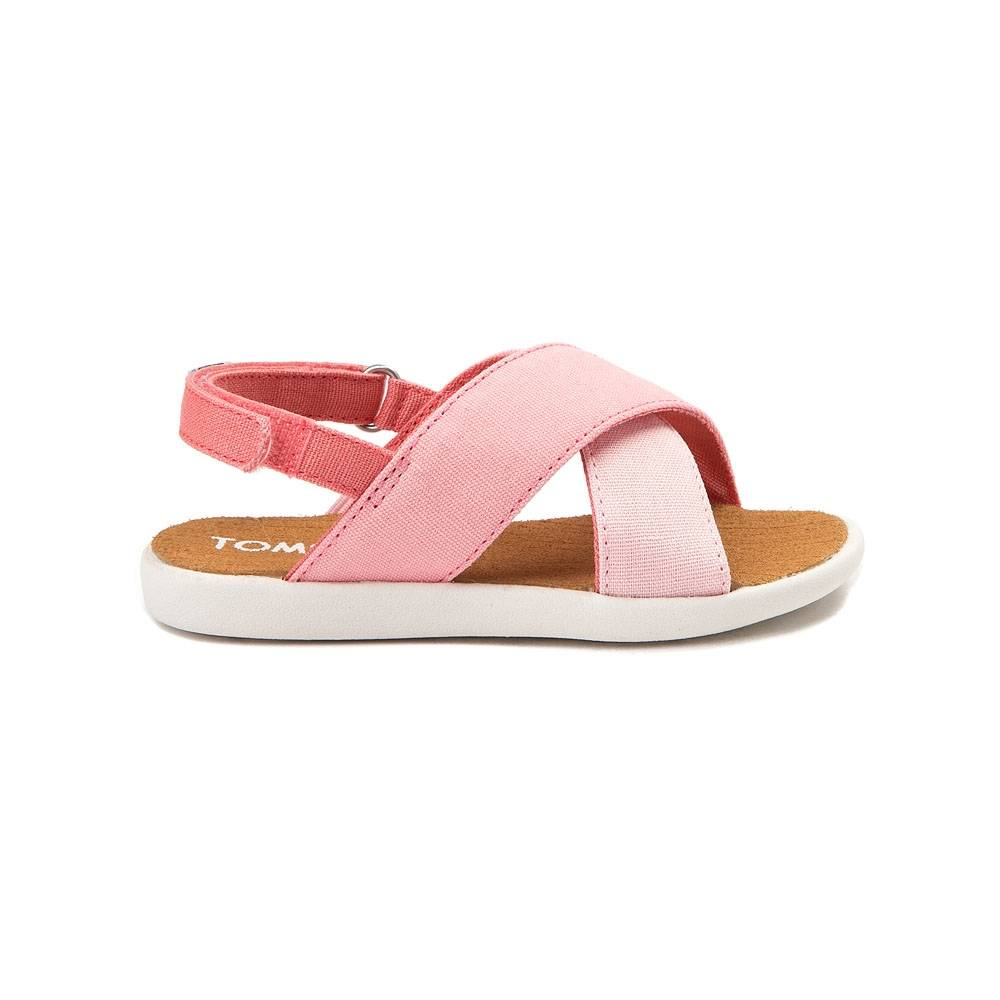 Toms Shoes Toms Viv Hibiscus/Toddler