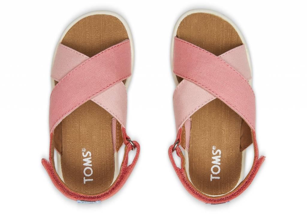 Toms Shoes Toms Viv Hibiscus/Toddler