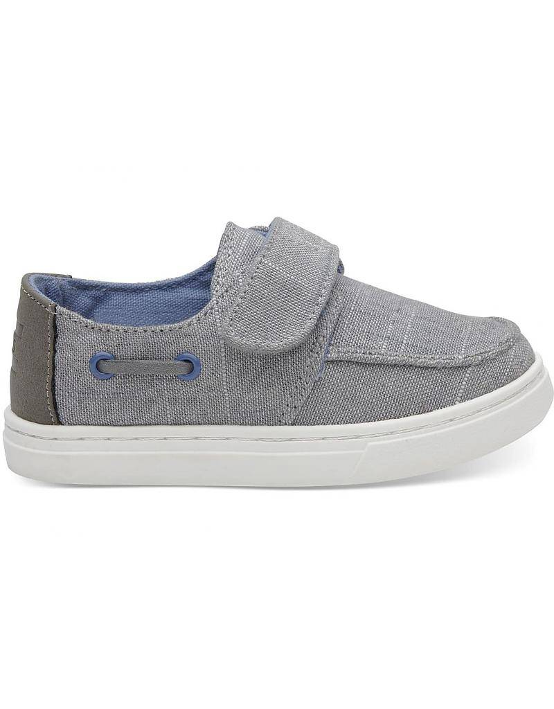 Toms Shoes Toms Culver Grey Chambray/Toddler