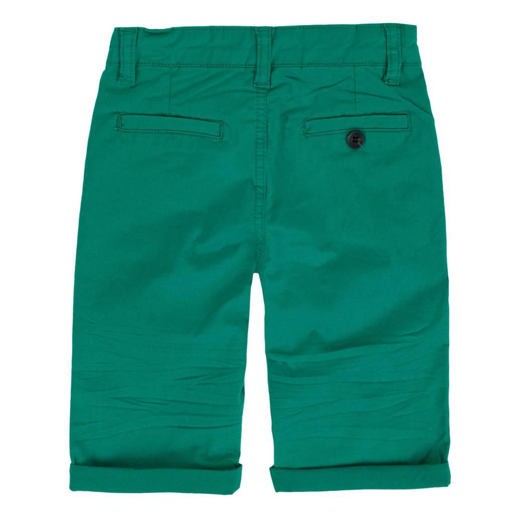 Deux Par Duex Deux Par Deux Green Shorts