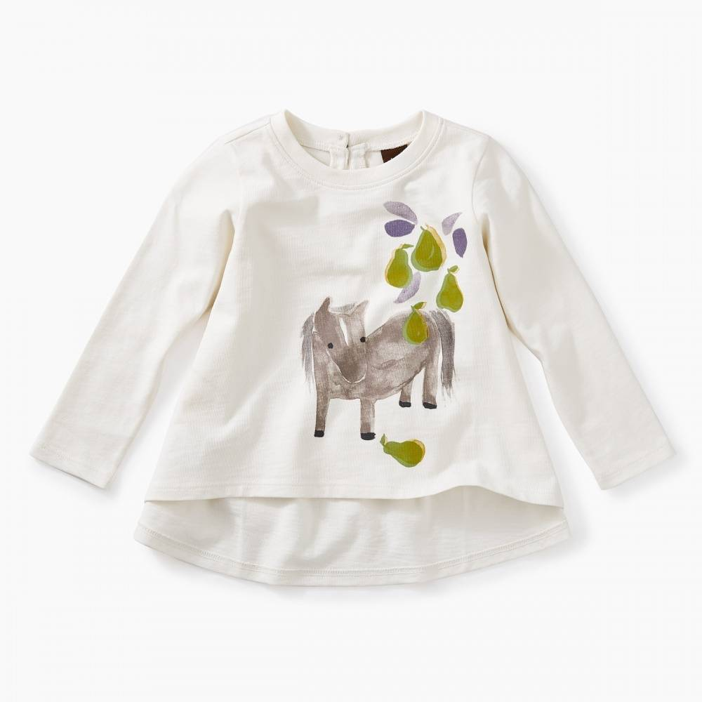 Tea Tea Graphic Tee - Pears and Pony
