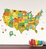 Petit Collage Large fabric Wall Decal