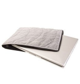"Helping Hand Partners 15"" Computer Sleeve Gray"
