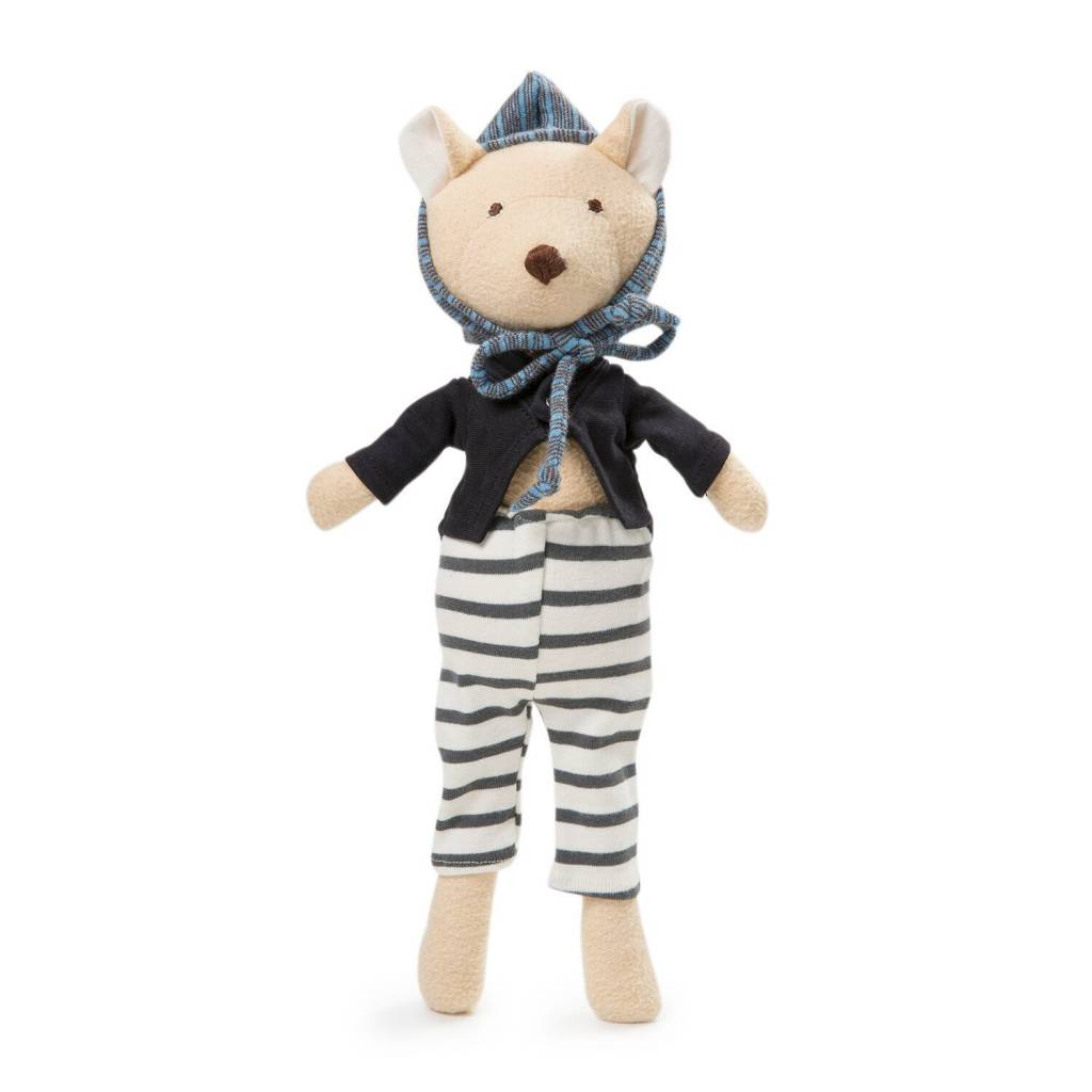 Hazel Village Stuffed Animal Nicholas Bear in Tailcoat