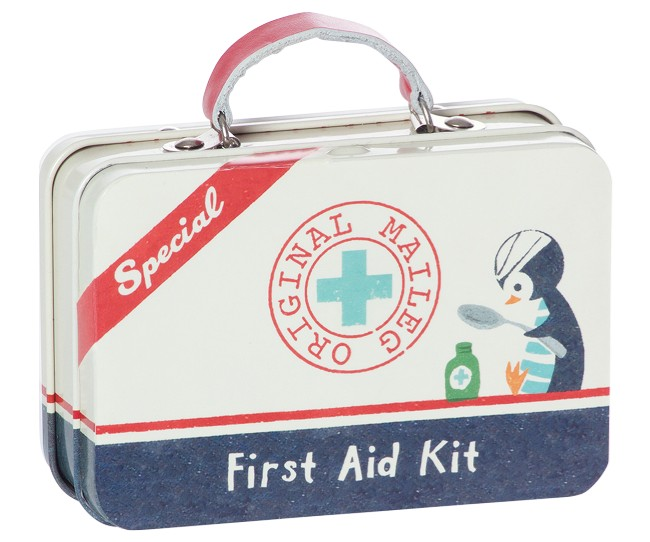 Maileg Suitcase First Aid