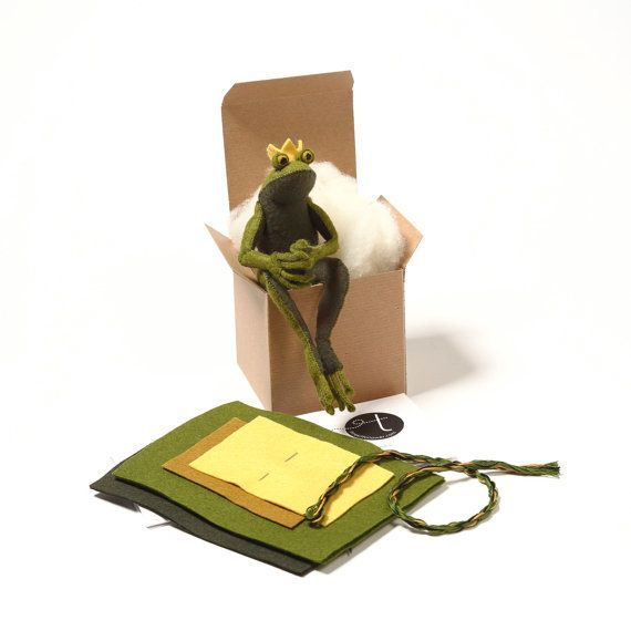 Threadfollower Frog Prince Kit