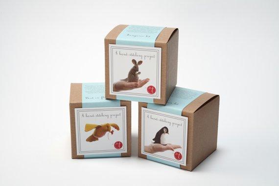 Threadfollower Penguin Kit