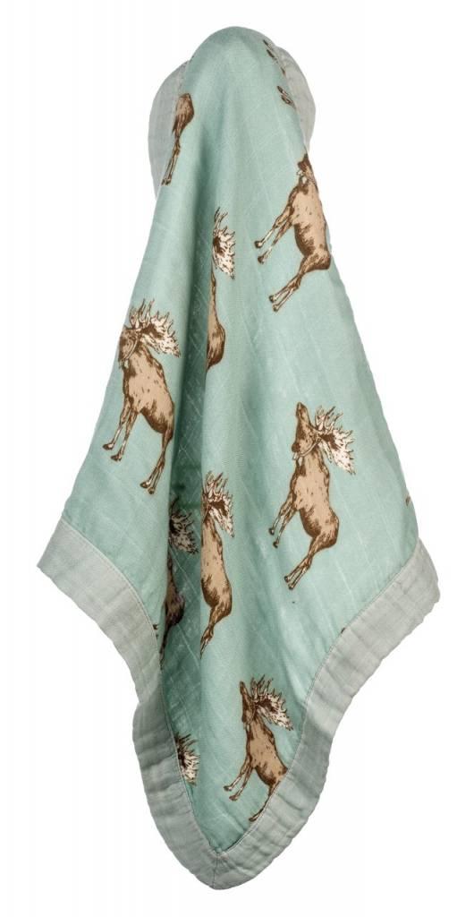 Milkbarn Mini Lovey Bow Tie Moose