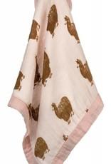 Milkbarn Mini Lovey Pink Bt Alpca