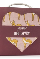 Milkbarn Big Lovey in Pink Doe