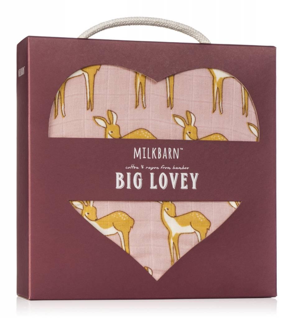Milkbarn Big Lovey Pink Doe