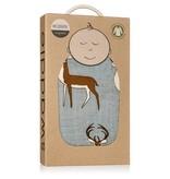 Milkbarn Swaddle Blue Buck