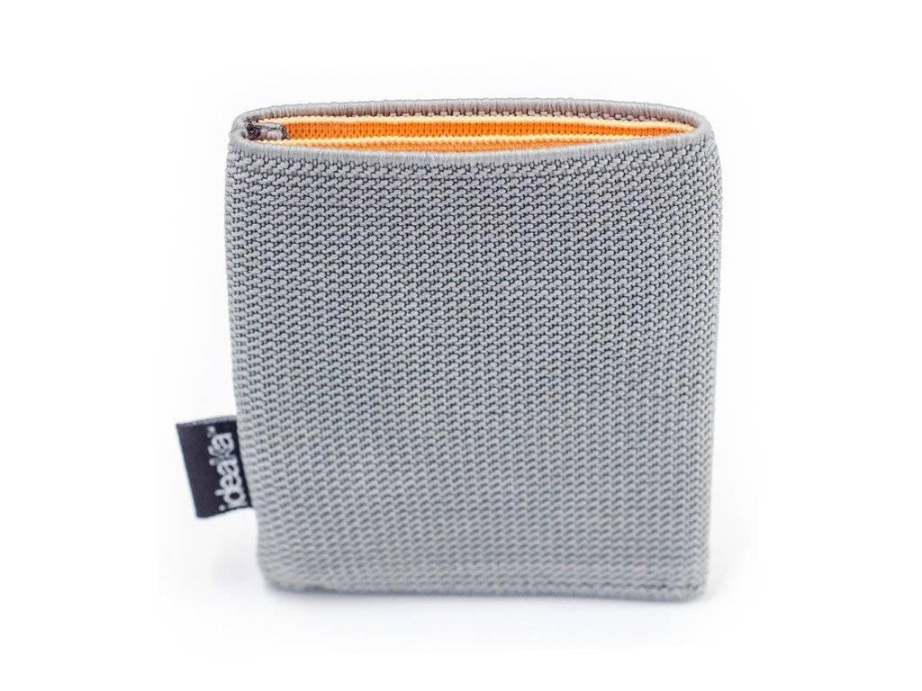 Ideaka Stretch Wallet grey-orange