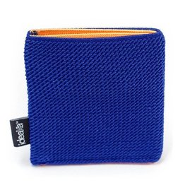 Ideaka Stretch Wallet cobalt-orange