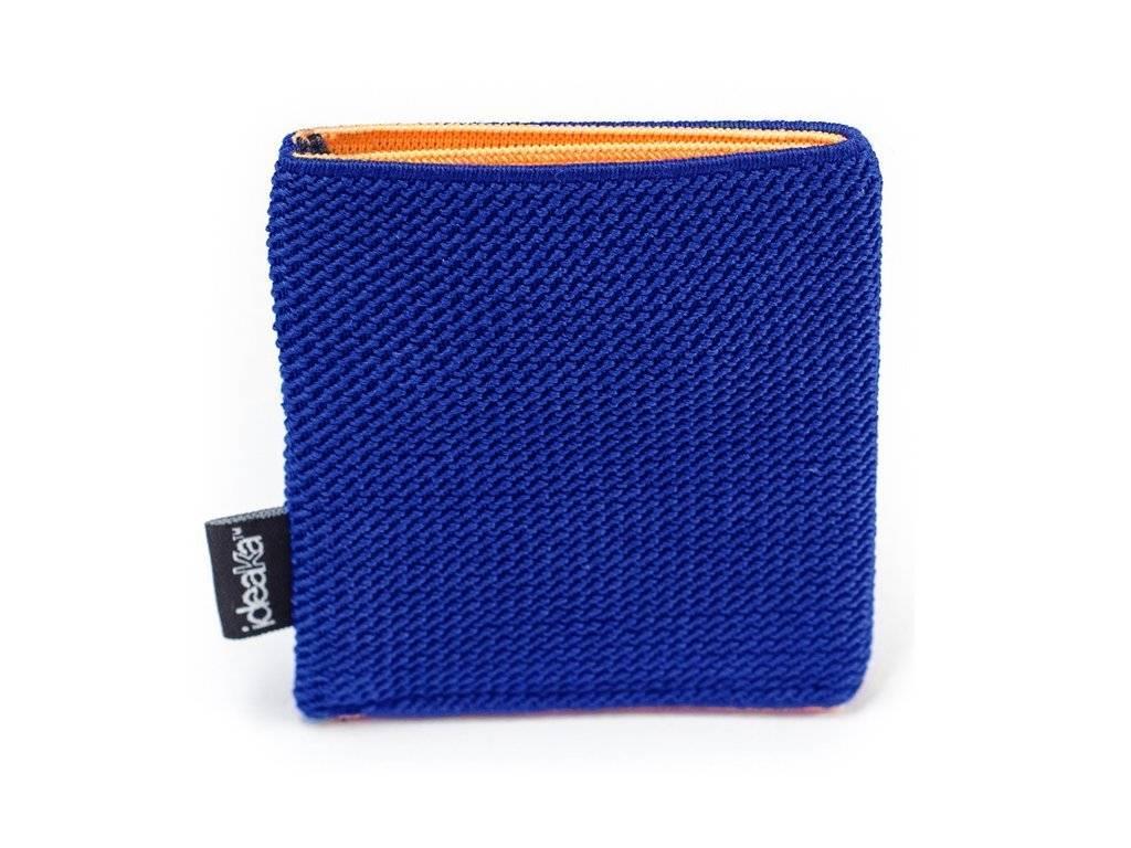 Ideaka Stretch Wallet cobalt-orange