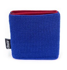 Ideaka Stretch Wallet cobalt-red