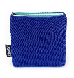 Ideaka Stretch Wallet cobalt-aqua