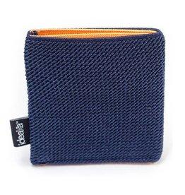 Ideaka Stretch Wallet navy-orange