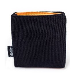 Ideaka Stretch Wallet black-orange