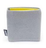 Ideaka Stretch Wallet grey-yellow