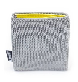 Ideaka Stretch Wallet grey-yellow